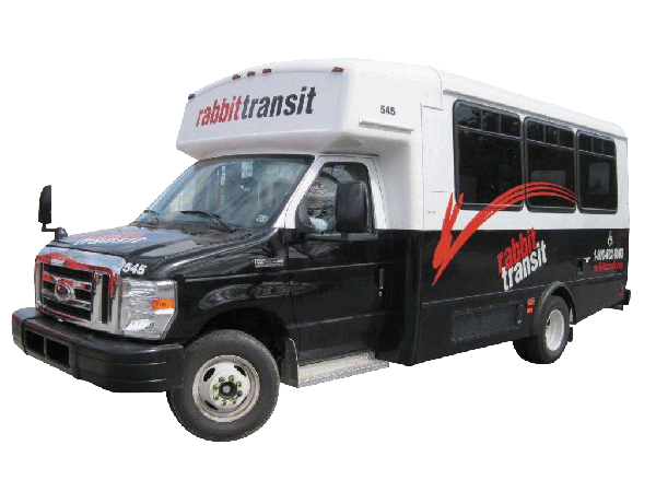 rabbittransit bus
