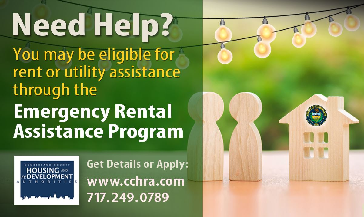 Housing and Redevelopment Emergency Rental Assistance Program
