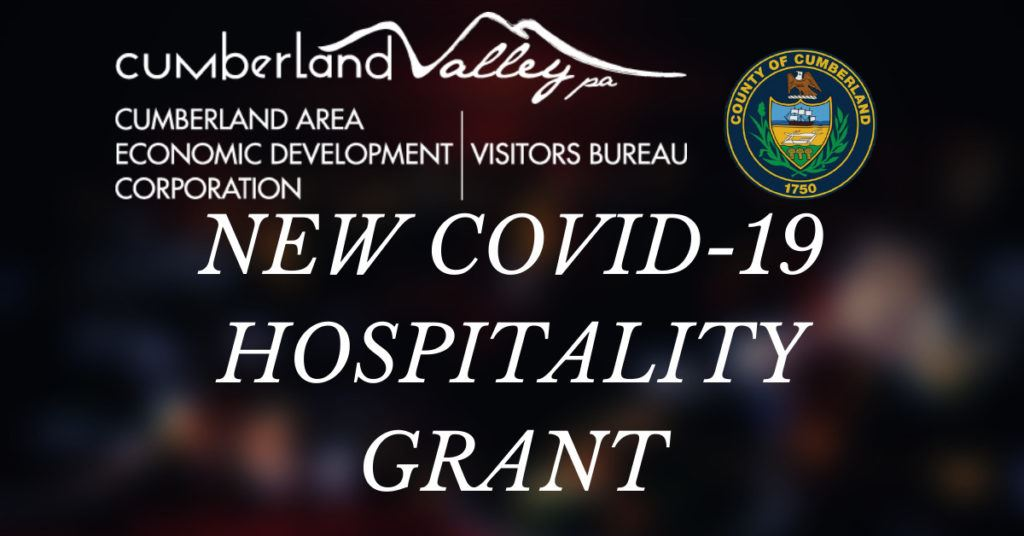 New Cumberland County COVID-19 Hospitality Industry Grant (CHRIP)